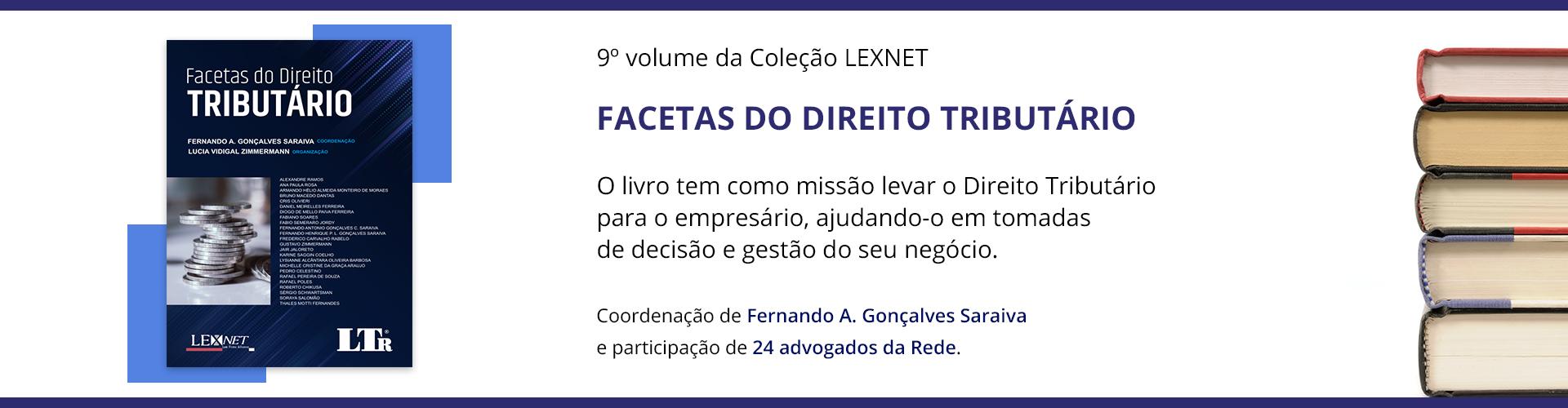 Lançamento do 8 volume da Coleção LEXNET
